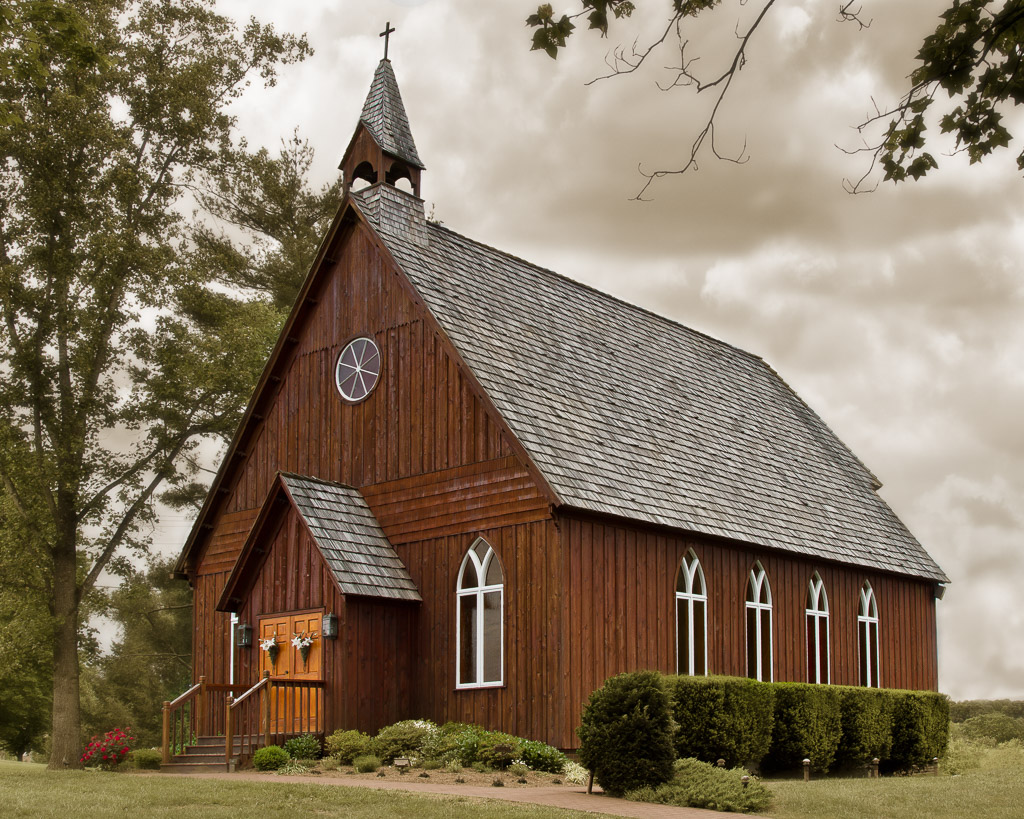 Country CHapel - Scott MacInnis Photography - Johns Creek, GA