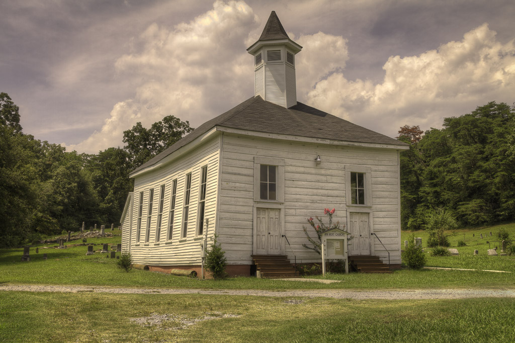 Historic Rural Churches of Georgia - Scott MacInnis ...