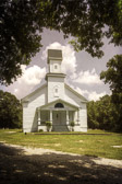 This beautiful country church was established in the 1800s. It is very near the beautiful and historic city of Lexington, Georgia. This is a part of the Historic Rural Churches of Georgia (HRCGA.ORG) project that I've been working on.