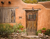 My favorite door in Santa Fe, New Mexico. It has such character and warmth to it.