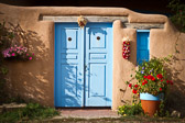 This has to be the most photographed door in all of Taos, New Mexico. It is right next to the San Francisco de Asis Church in Ranchos de Taos.
